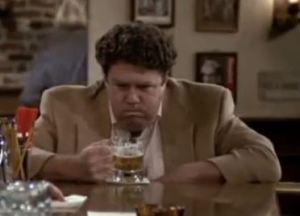 Norm_Peterson_drinks_beer
